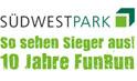 FunRun 2013 im Süd-West-Park in Nürnberg
