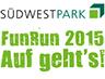 FunRun 2015 im Süd-West-Park in Nürnberg